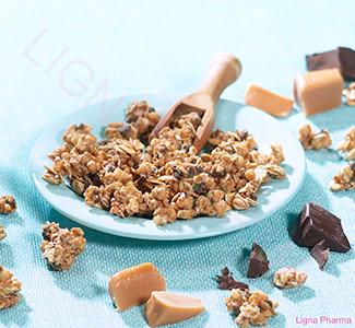 Muesli Chocolade-Karamel (6 zakjes)