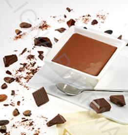 Melkchocolade dessert