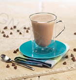 Warme chocolade drank (pot)