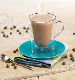 Warme chocolade drank (pot)