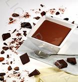 Zwarte chocolade dessert (7 zakjes)