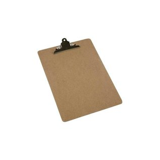 Papierklem Klembord A4 hout Papierklem 60702