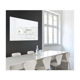 Sigel Tableau en verre Sigel magnétique 1200x900x18mm blanc