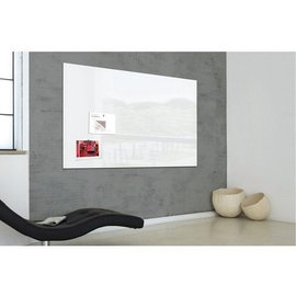 Sigel Glasbord Sigel magnetisch 1800x1200x18mm wit