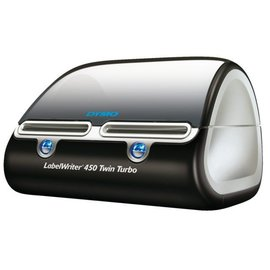 Dymo Imprimante d'étiquettes Dymo LabelWriter 450 Twin Turbo