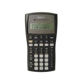 Texas Instruments Rekenmachine TI Ba II plus