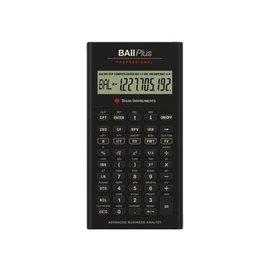 Texas Instruments Rekenmachine TI Ba II professional