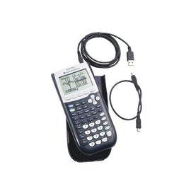 Texas Instruments Calculatrice TI-84+ avec câble USB