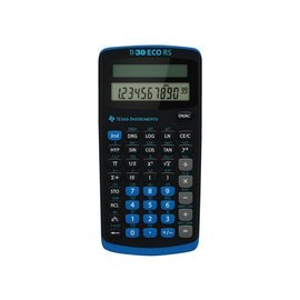Texas Instruments Calculatrice TI-30ECO RS