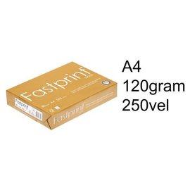 Fastprint Papier copieur Fastprint Gold A4 120g blanc 250 feuilles