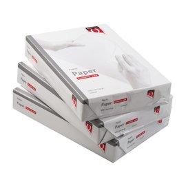 Quantore Papier copieur Quantore Economy A4 80g blanc 500 feuilles