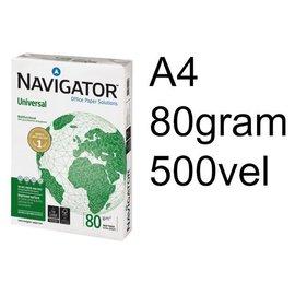 Navigator Kopieerpapier Navigator universal A4 80gr wit 500vel