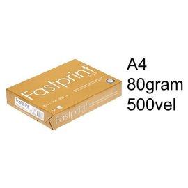 Fastprint Kopieerpapier Fastprint Gold A4 80gr wit 500vel