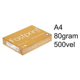 Fastprint Papier copieur Fastprint Gold A4 80g blanc 500 feuilles