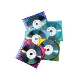Dymo Etiket Dymo 14681 labelwriter cd/dvd labels 160stuks