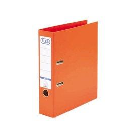 Elba Classeur à levier Elba Smart A4 80mm PP orange