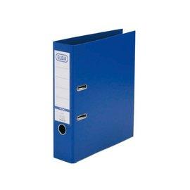 Elba Classeur à levier Elba Smart A4 80mm PP bleu