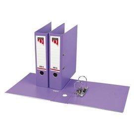 Quantore Classeur à levier Quantore A4 80mm PP violet