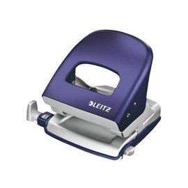 Leitz Perforateur Leitz 5006 Style 2 trous 30 fls bleu