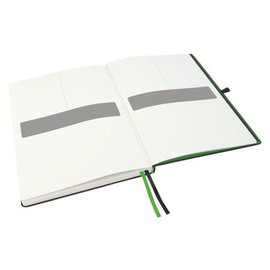 Leitz Carnet de notes Leitz Complete relié A5 ligné noir