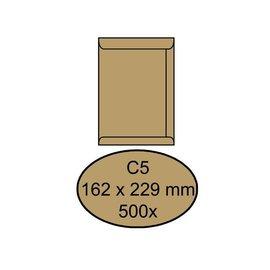Quantore Enveloppe Quantore C5 162x229mm kraft brun 500pcs