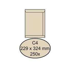 Quantore Enveloppe Quantore C4 229x324mm kraft crème 250pcs