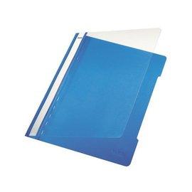 Leitz Chemise à lamelle Leitz 4191 A4 PVC bleu