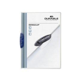 Durable Chemise à clip Durable 2260 swingclip bleu