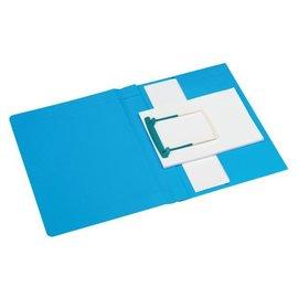 Jalema Dossier Clip plus Jalema Secolor A4 bleu
