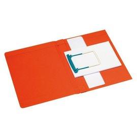 Jalema Dossier Clip plus Jalema Secolor A4 rouge