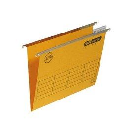 Elba Hangmap Elba verticfile A4 v bodem geel doos 25 stuks