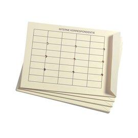 Quantore Enveloppe courrier interne Quantore EB4 262x371mm blc 25pcs