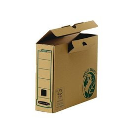 Fellowes Archiefdoos bankers box earth 80mm