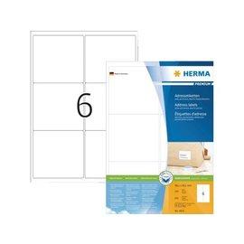 Herma Etiquette Herma Premium 4253 99.1x93.1m blanc 600 pièces