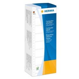 Herma Herma 8228 computeretiketten eindloos 38,1x10,3 mm 2-banen 24000 st.