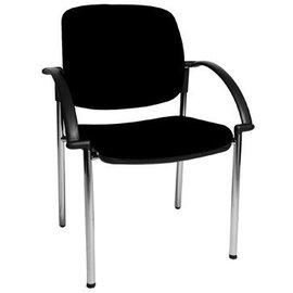 Topstar Topstar bezoekersstoel BB190A G20 ''BtoB 10 Polster'' zwart