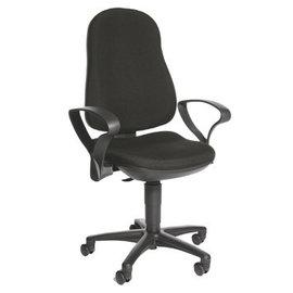 """Topstar Topstar chaise de bureau 8540SG2 """"Support P'' noir"""