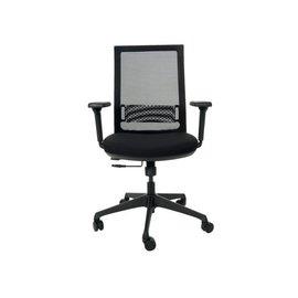 Quantore Chaise de bureau Quantore Medium noir
