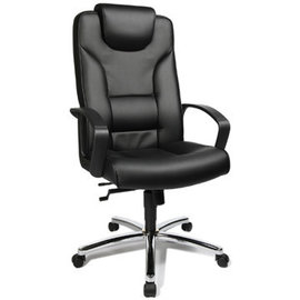 "Topstar Topstar Fauteuil de direction 7819 D60 ""Comfort Point 50"" chrome/noir"