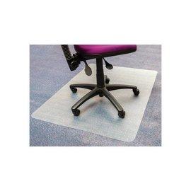 Floortex Tapis protège-sol Floortex PVC 120x150cm pour sol tendre