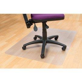 Floortex Tapis protège-sol Floortex PVC 120x150cm pour sol dur