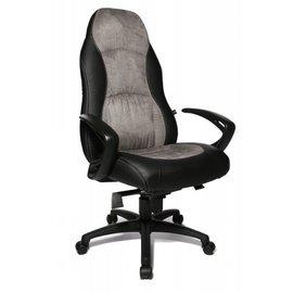 """Topstar Bureaustoel Topstar """"Speed Chair"""" zwart/grijs SC20F TC3"""