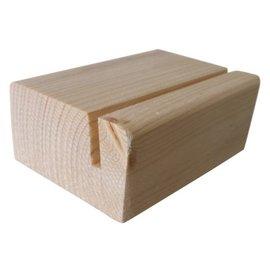 Papierklem LPC Klembordhouder lpc A4/A5 hout