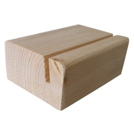 Papierklem LPC Support porte-bloc LPC A4/A5 bois