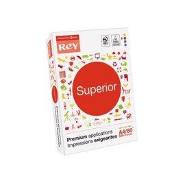 Rey Kopieerpapier Rey superior A4 80gr wit 500vel