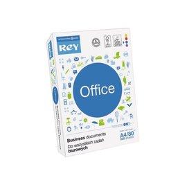 Rey Papier copieur Rey Office A4 80g blanc 500 feuilles