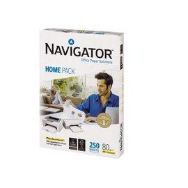 Navigator Kopieerpapier Navigator Homepack A4 80gr wit 250vel