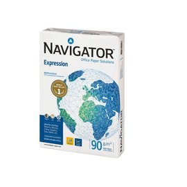 Navigator Papier copieur Navigator Expression A4 90g blanc 500fls