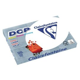 Clairefontaine Papier laser couleur Clairefontaine DCP A4 120g 250 feuilles