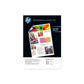 HP Papier photo laser couleur HP CG964A A4 120g blanc 250 feuilles